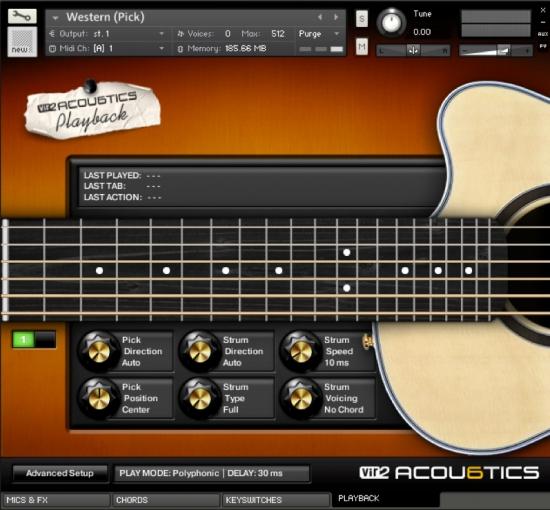 acou6tics vir2 instruments kontakt acoustic guitar library. Black Bedroom Furniture Sets. Home Design Ideas