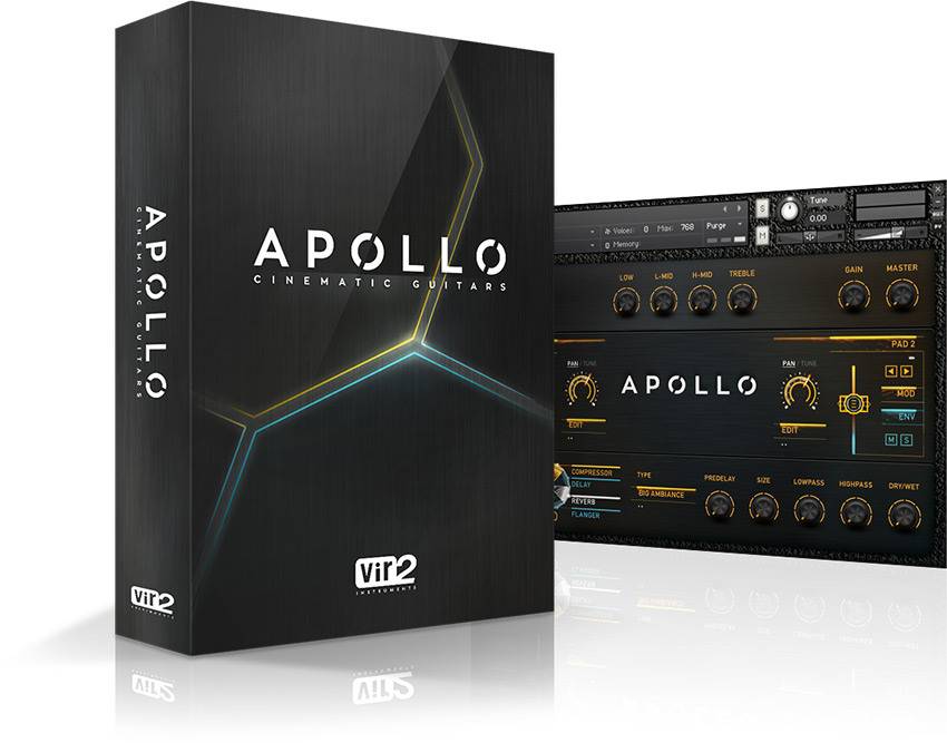 Apollo: Cinematic Guitars Box