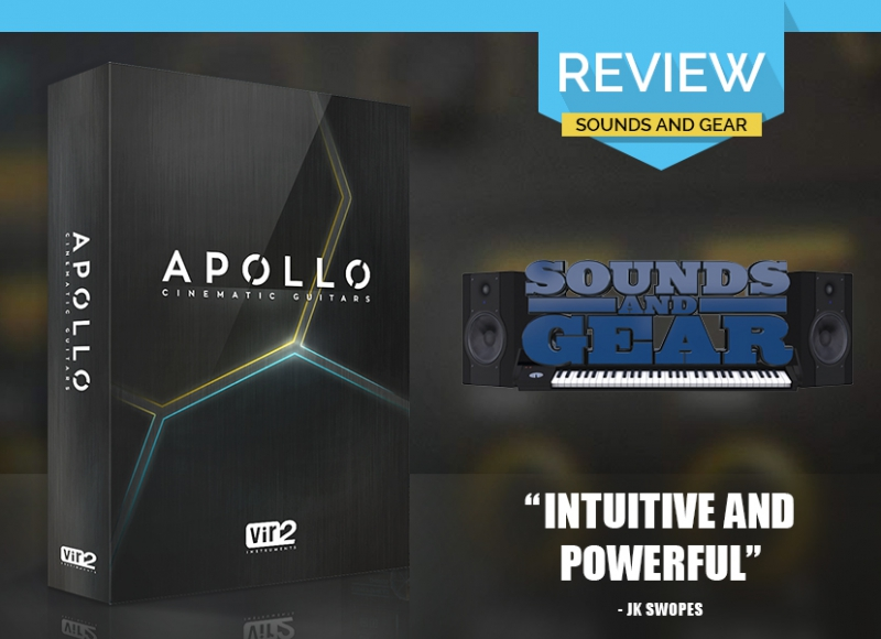 Apollo: Cinematic Guitars Review