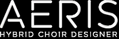 Aeris: Hybrid Choir Designer Logo
