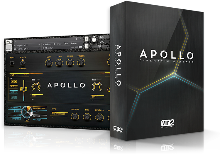 Apollo Bottom Box