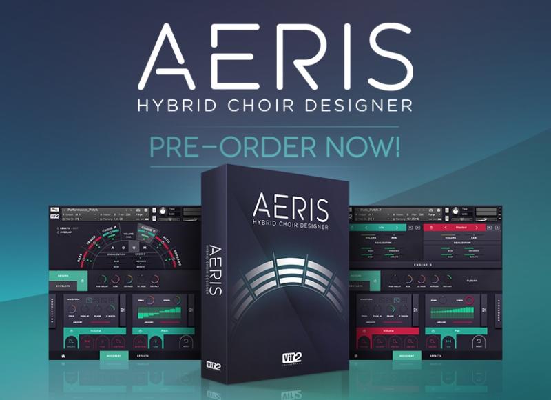 Aeris: Hybrid Choir Designer Pre-Order