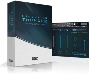 Cinematic Thunder: Epic Orchestral Toms