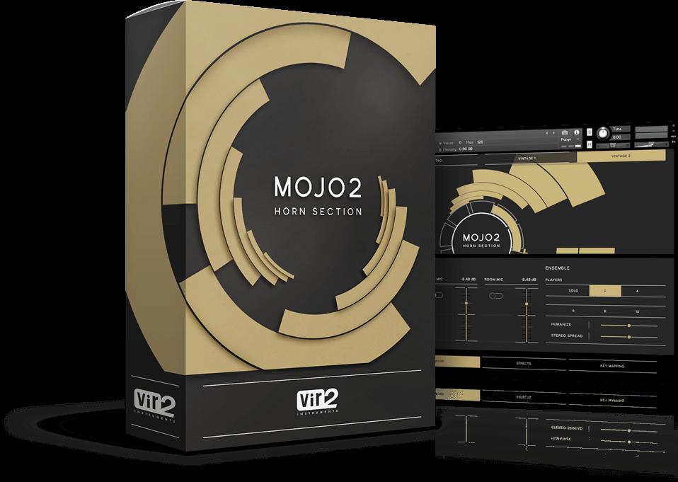 MOJO 2: Horn Section Box Screenshot